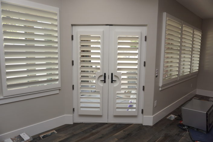 shutters for french doors
