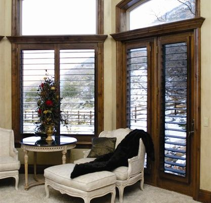 cost of custom shutters