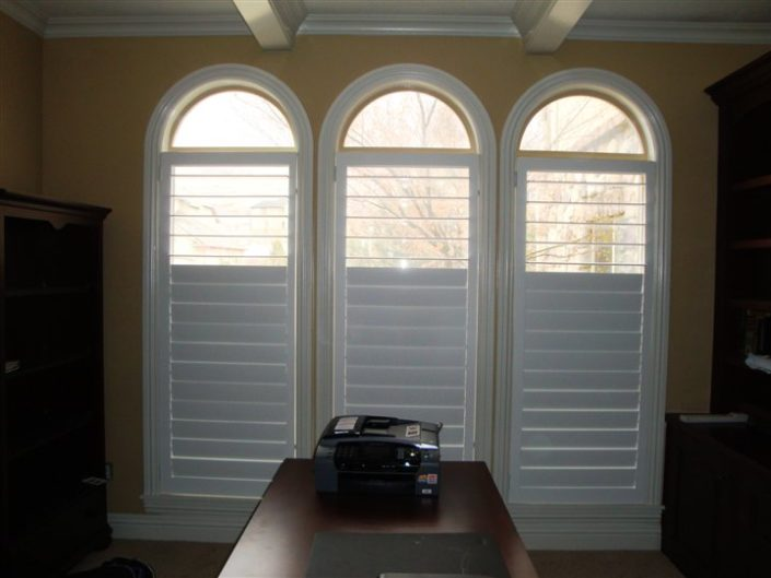 solutions for arched windows