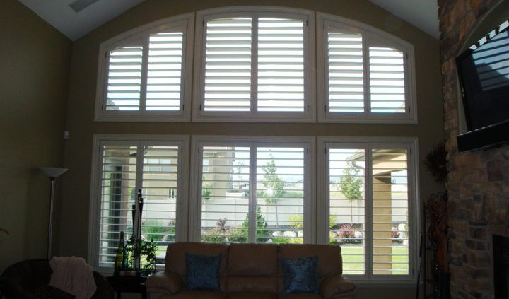 shutters for large windows