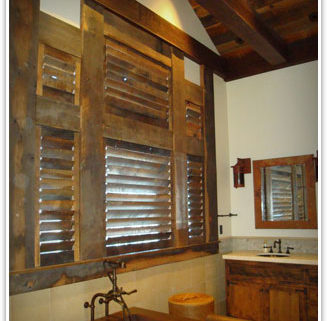 cheap plantation shutters